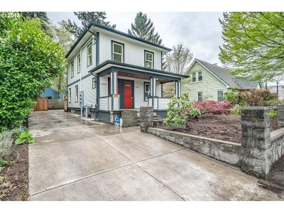 Portland Multi Family Home For Sale: 1846 N McClellan St