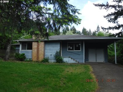 Oregon City Single Family Home For Sale: 16951 S Redland Rd