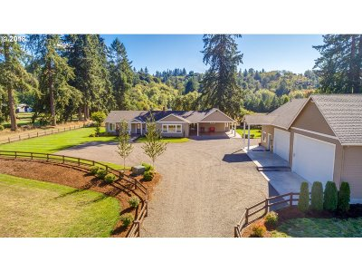 Woodland Single Family Home For Sale: 407 NW Hayes Rd