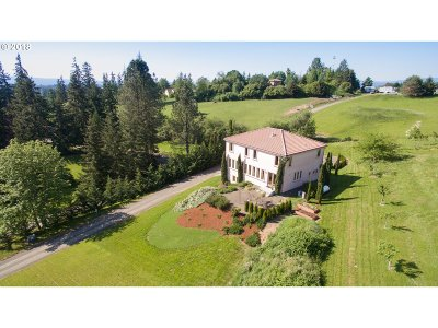 Ridgefield Single Family Home For Sale: 2110 NW 209th St