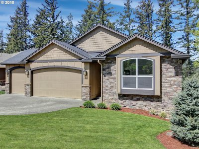 Washougal Single Family Home For Sale: 3262 37th Ct
