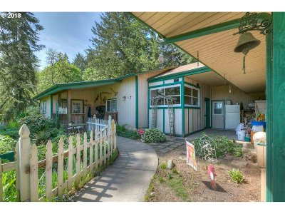 Keizer Single Family Home Pending: 1900 Clearlake Rd