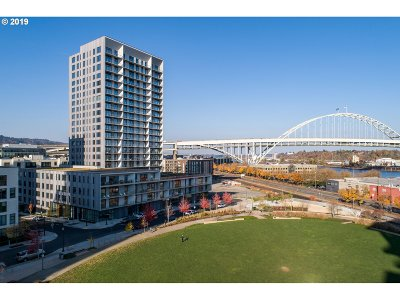 Condo/Townhouse For Sale: 1150 NW Quimby St #228