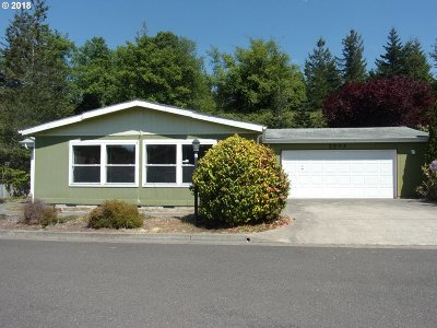 Single Family Home For Sale: 2503 Creekside Ln