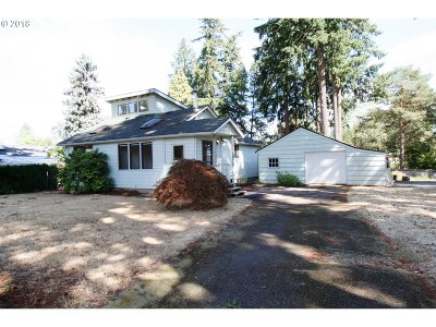 Single Family Home Sold: 10000 SW 90th Ave