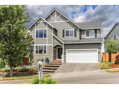 Camas Single Family Home For Sale: 3733 NW 12th Ave