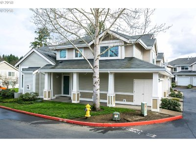 Beaverton Condo/Townhouse For Sale: 16187 SW Audubon St #102