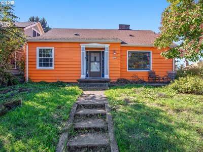 Single Family Home For Sale: 5037 N Concord Ave