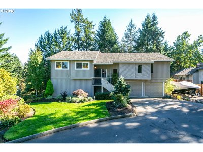 West Linn Single Family Home For Sale: 19970 Bluegrass Cir