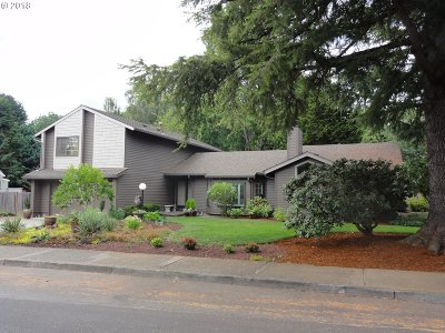 Wilsonville Single Family Home For Sale: 32485 SW Armitage Rd