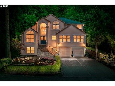Single Family Home For Sale: 11926 SE Brookside Dr