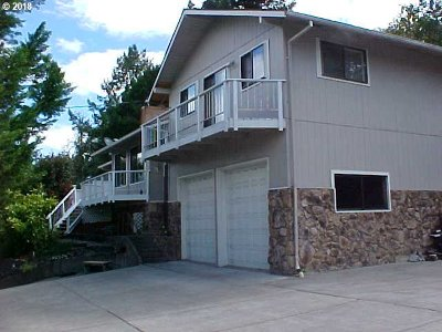 Hucrest Single Family Home For Sale: 2151 NW Motah St