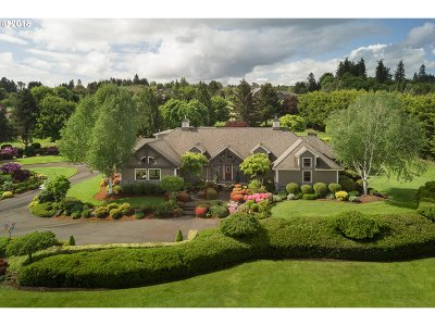 Wilsonville Single Family Home For Sale: 23077 SW Newland Rd