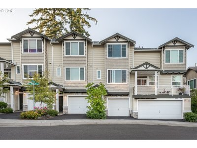 Beaverton Condo/Townhouse For Sale: 15010 SW Warbler Way