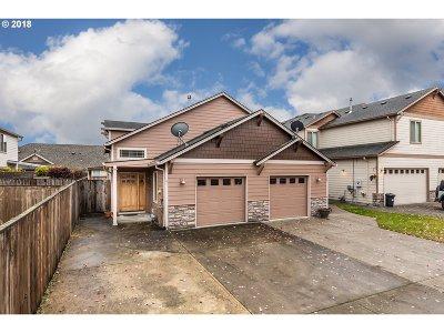Rainier Single Family Home For Sale: 101 Coho Ter