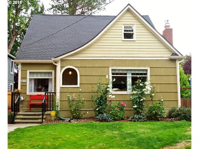 Single Family Home For Sale: 3411 NE 14th Ave