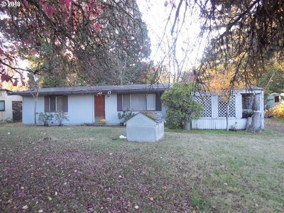 Hillsboro Single Family Home For Sale: 20861 NW Old Pass Rd