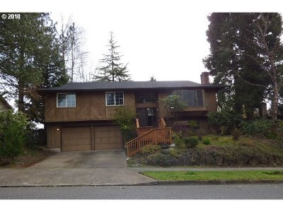 Tualatin Single Family Home For Sale: 21414 SW Martinazzi Ave