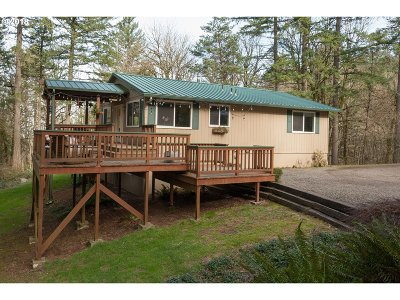 Damascus, Boring Single Family Home For Sale: 8951 SE Wooded Hills Ct
