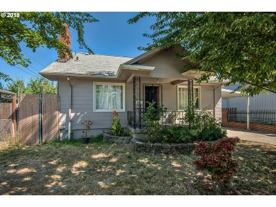 Single Family Home For Sale: 2835 N Watts St