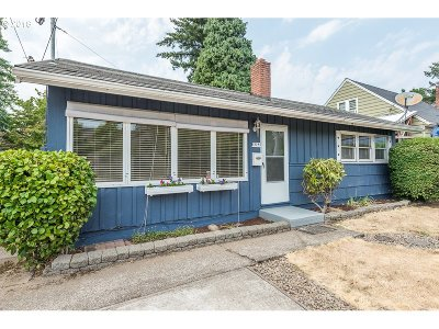 Single Family Home For Sale: 3323 SE 79th Ave