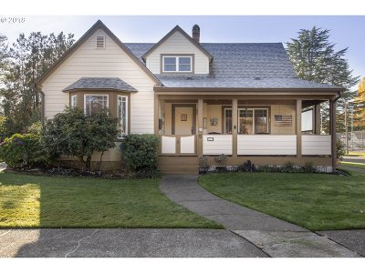 McMinnville Single Family Home For Sale: 410 NE 12th St