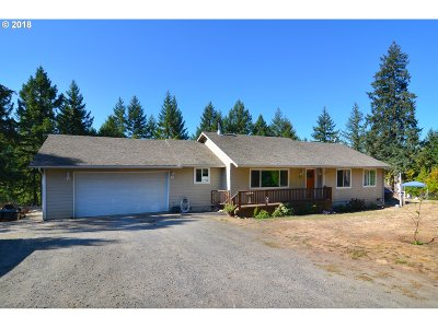 Pleasant Hill Single Family Home For Sale: 83944 Spring Hill Ln