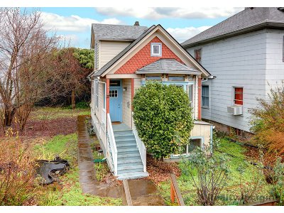 Single Family Home For Sale: 3226 SE 13th Ave