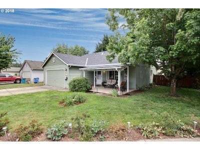 Vancouver WA Single Family Home Sold: $295,000
