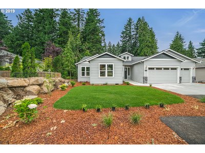 Fairview Single Family Home For Sale: 20742 NE Wistful Vista Dr