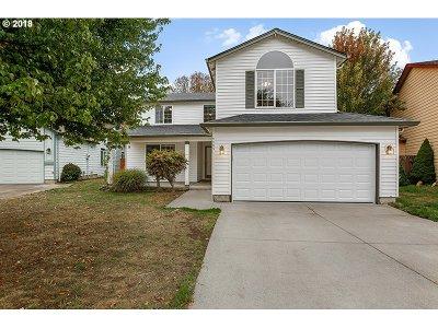 Vancouver Single Family Home For Sale: 16405 NE 63rd Cir