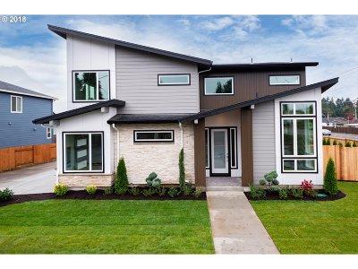 Hillsboro Single Family Home For Sale: 4602 SE Ozark St