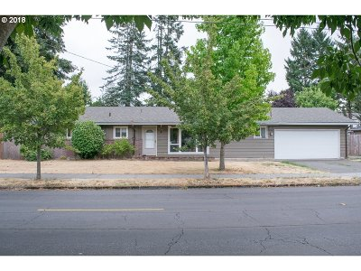 Hillsboro, Beaverton, Tigard Single Family Home For Sale: 620 SE 12th Ave