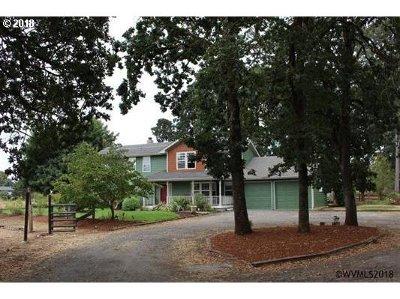 Salem Single Family Home For Sale: 8022 Pudding Creek Dr