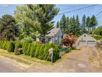 Washougal Single Family Home For Sale: 3809 C St