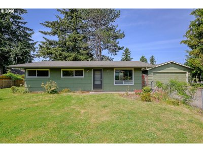 Single Family Home For Sale: 1039 NE 128th Ave