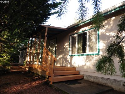Florence Single Family Home For Sale: 5095 Heceta Beach Rd