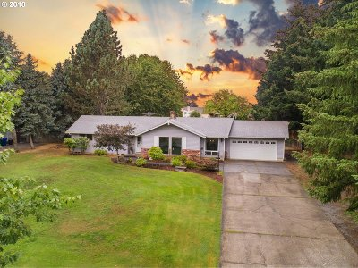 Boring Single Family Home For Sale: 34981 SE Kelso Rd
