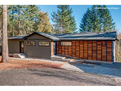 Wilsonville, Canby, Aurora Single Family Home For Sale: 24151 SW Newland Rd
