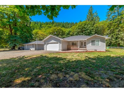 Cottage Grove, Creswell Single Family Home For Sale: 970 Curtin Rd