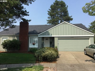 Beaverton Single Family Home For Sale: 2380 NW 154th Pl