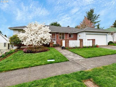Portland Single Family Home For Sale: 6417 SW Loop Dr