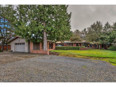 Portland Single Family Home For Sale: 9160 SW Jamieson Rd