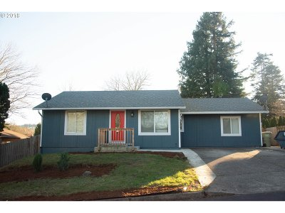 Beaverton Single Family Home For Sale: 19626 SW Oak St