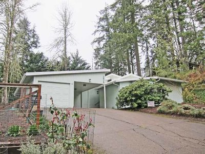 Eugene Single Family Home For Sale: 1975 W 34th Ave