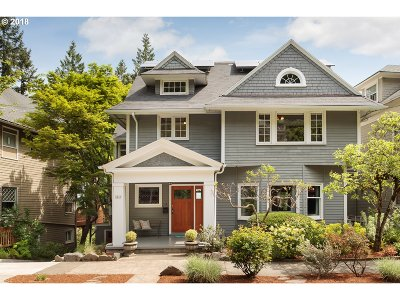 Single Family Home For Sale: 3431 NW Thurman St