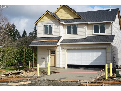 Newberg, Dundee, Mcminnville, Lafayette Single Family Home For Sale: 840 Wynooski St