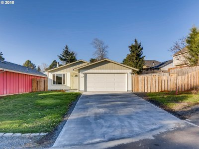 Beaverton Single Family Home For Sale: 391 NW 179th Ave