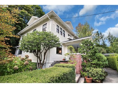 Single Family Home For Sale: 2646 NW Cornell Rd