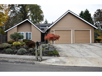Tigard Single Family Home For Sale: 8905 SW Reiling St